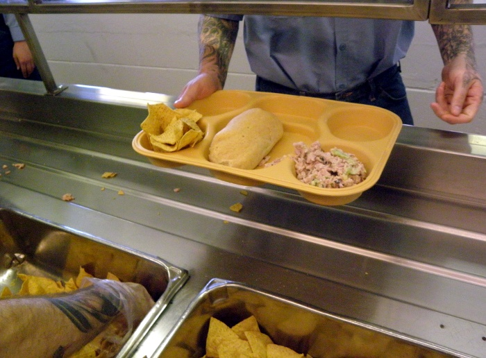 Federal Prison Camp's Weekly Meal Menus at Herlong FPC