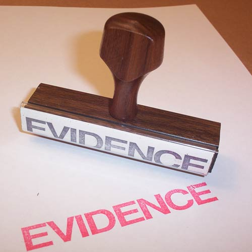 People Do Research and Still Can't Show Me Evidence?
