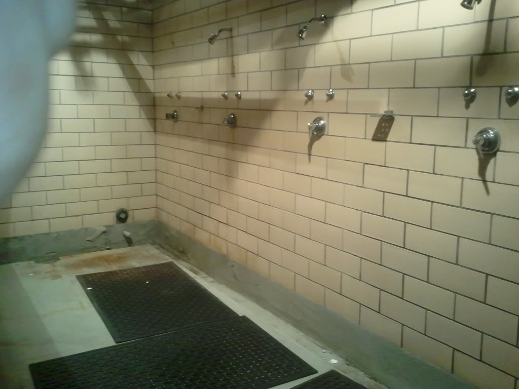 What Are The Showers Like At Herlong Prison Camp?