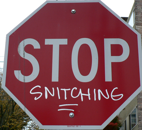 Beware Of Snitches At Herlong Prison Camp