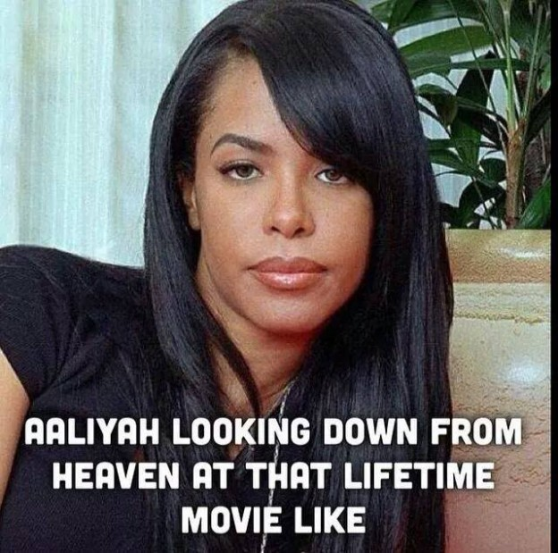 The Aaliyah Movie: Just Some Cold Garbage