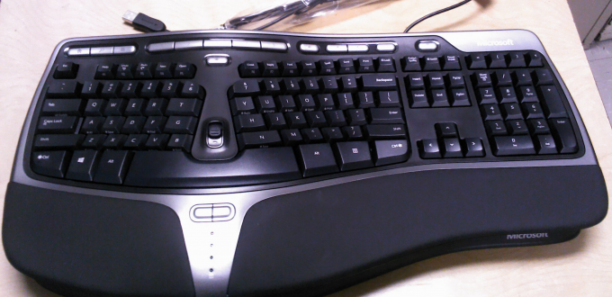 The Natural Ergonomic 4000 by Microsoft Review