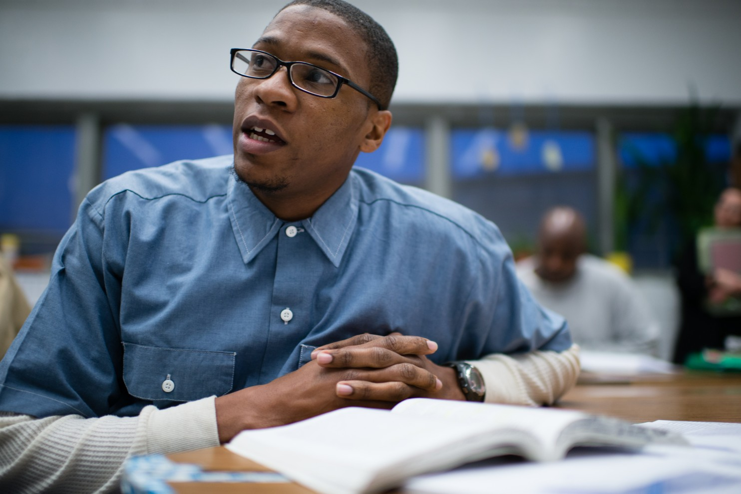 Could College For Convicts Reduce Recidivism?